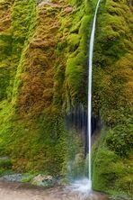 Am Wasserfall Dreimühlen/Eifel II