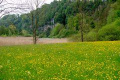 Am Wichelsee im Kanton Obwalden