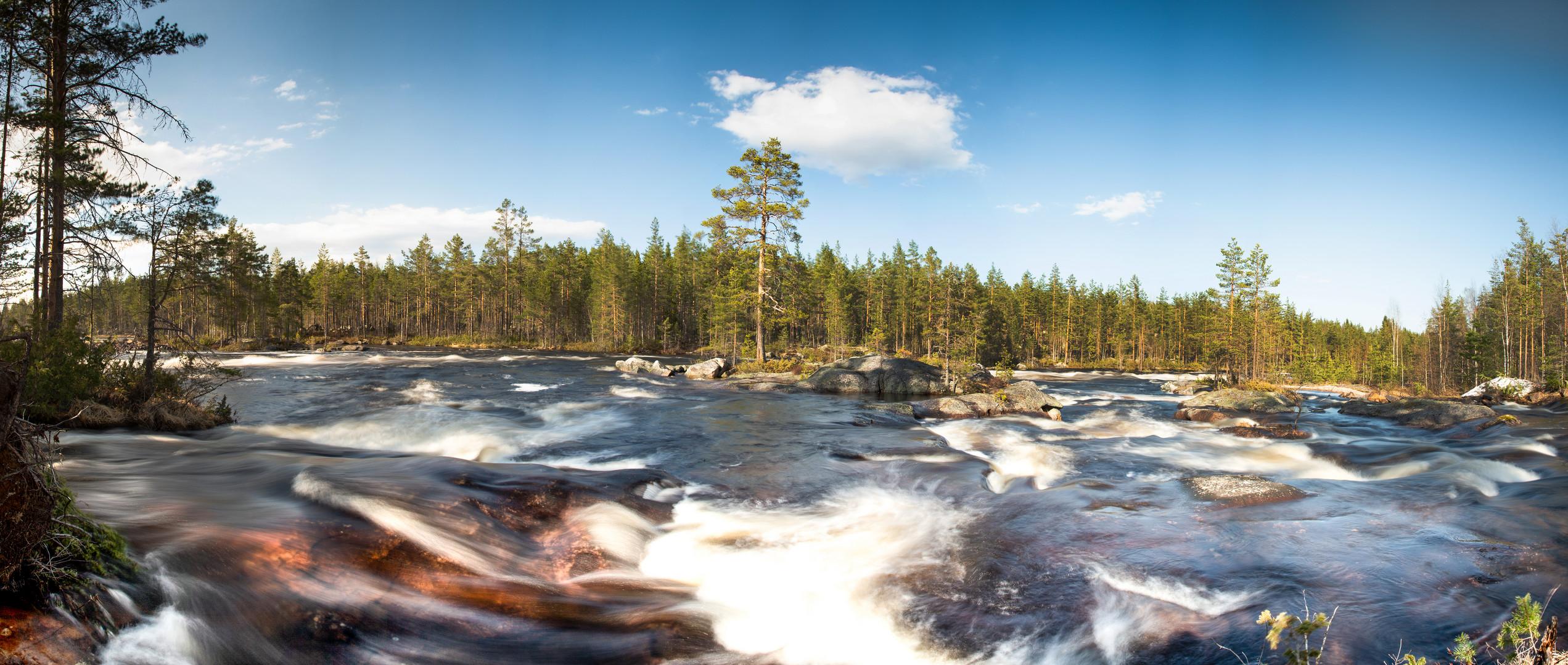 Am wilden Fluss II