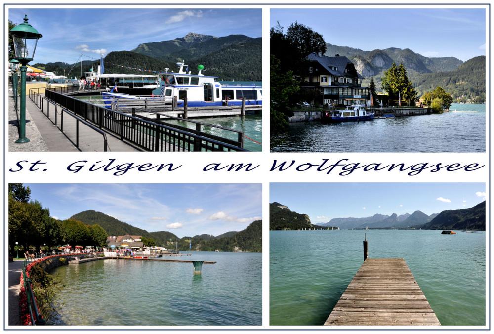 am Wolgangsee