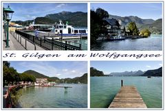 am Wolgangsee