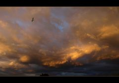 Am Wolken-Himmel