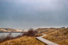 Am Wriakhörnsee auf Amrum