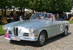 Am Ziel der Rallye Historique 2014 (01)