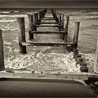 Am Zingster Strand...