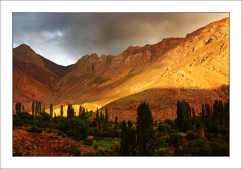 Amaleh Valley, Iran