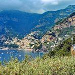Amalfi Küstenstraße