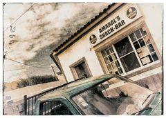 Amaral's snack bar