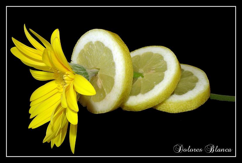 Amarillo limón