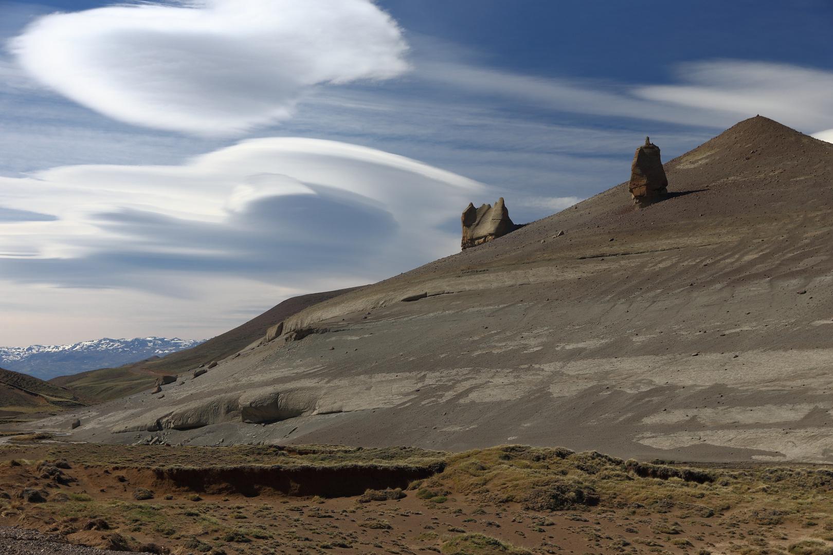 amazing landscape on Ruta 41 - Patagonia - Argentina