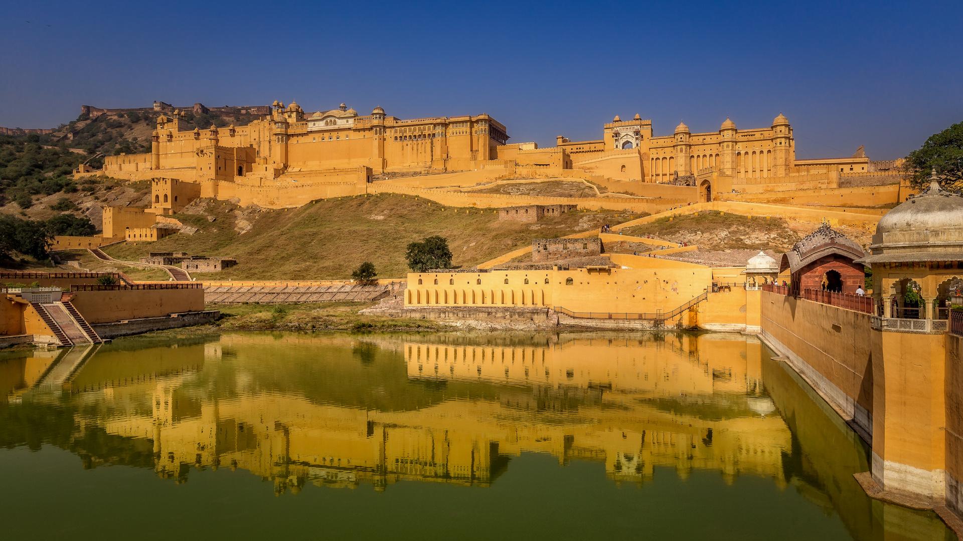 Amber Fort-Jaipur....