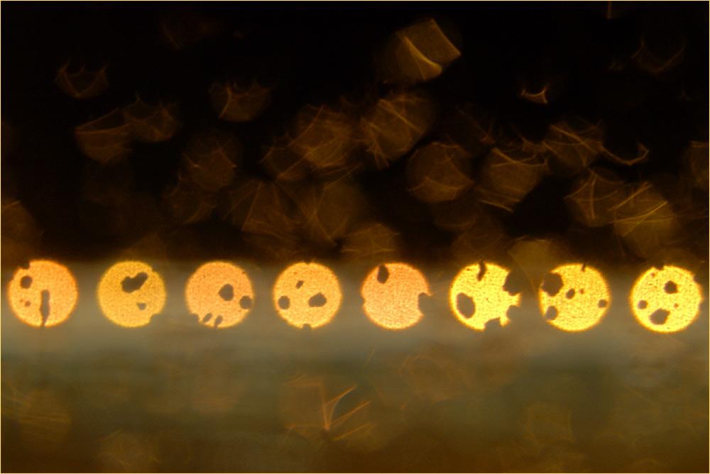 Amber Light - Gelbes Licht
