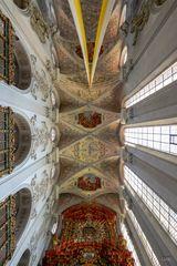 Amberger Kirchengewölbe