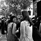 Ambiance à la fête de la musique à Paris
