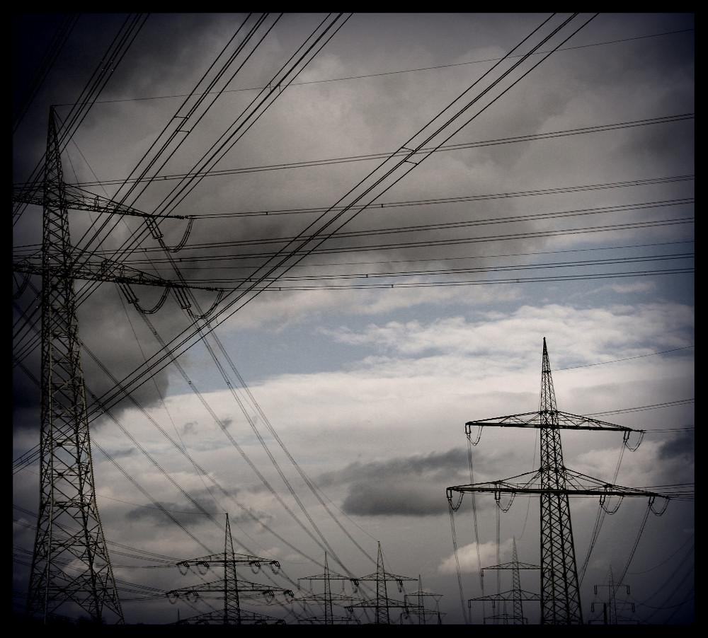 ambiance électrique..