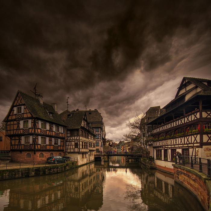 ambiances de Strasbourg