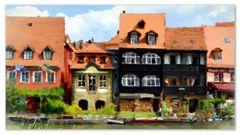 Ambiente Klein Venedig - Stadt Bamberg