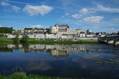 Amboise plus Loire