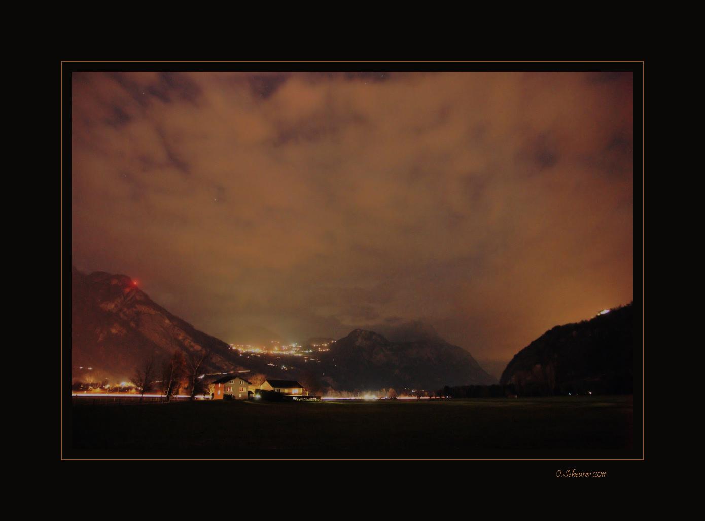 Amden SG by Night
