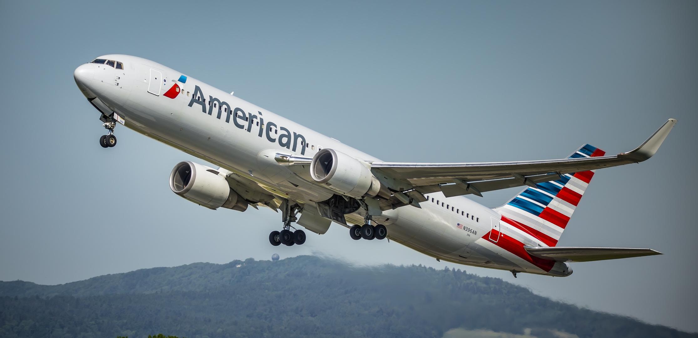 American Airlines Foto Amp Bild Schweiz Flugzeug