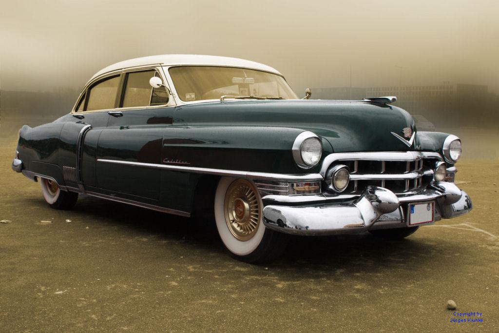 american beauty 50er cadillac foto bild autos. Black Bedroom Furniture Sets. Home Design Ideas