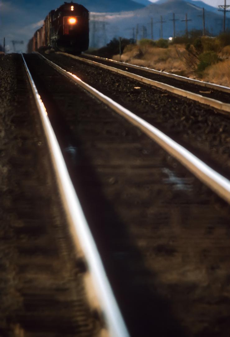 American railway