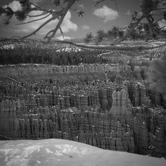 Amerika Bryce Canyon