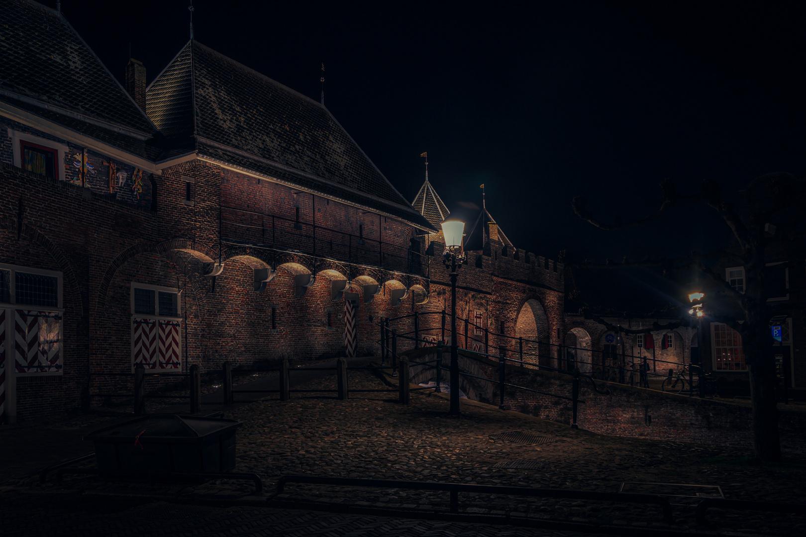 Amersfoort bei Nacht