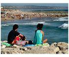 Amicizia e Mare Costa de Caparica Portogallo