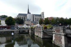 Amiens an der Somme