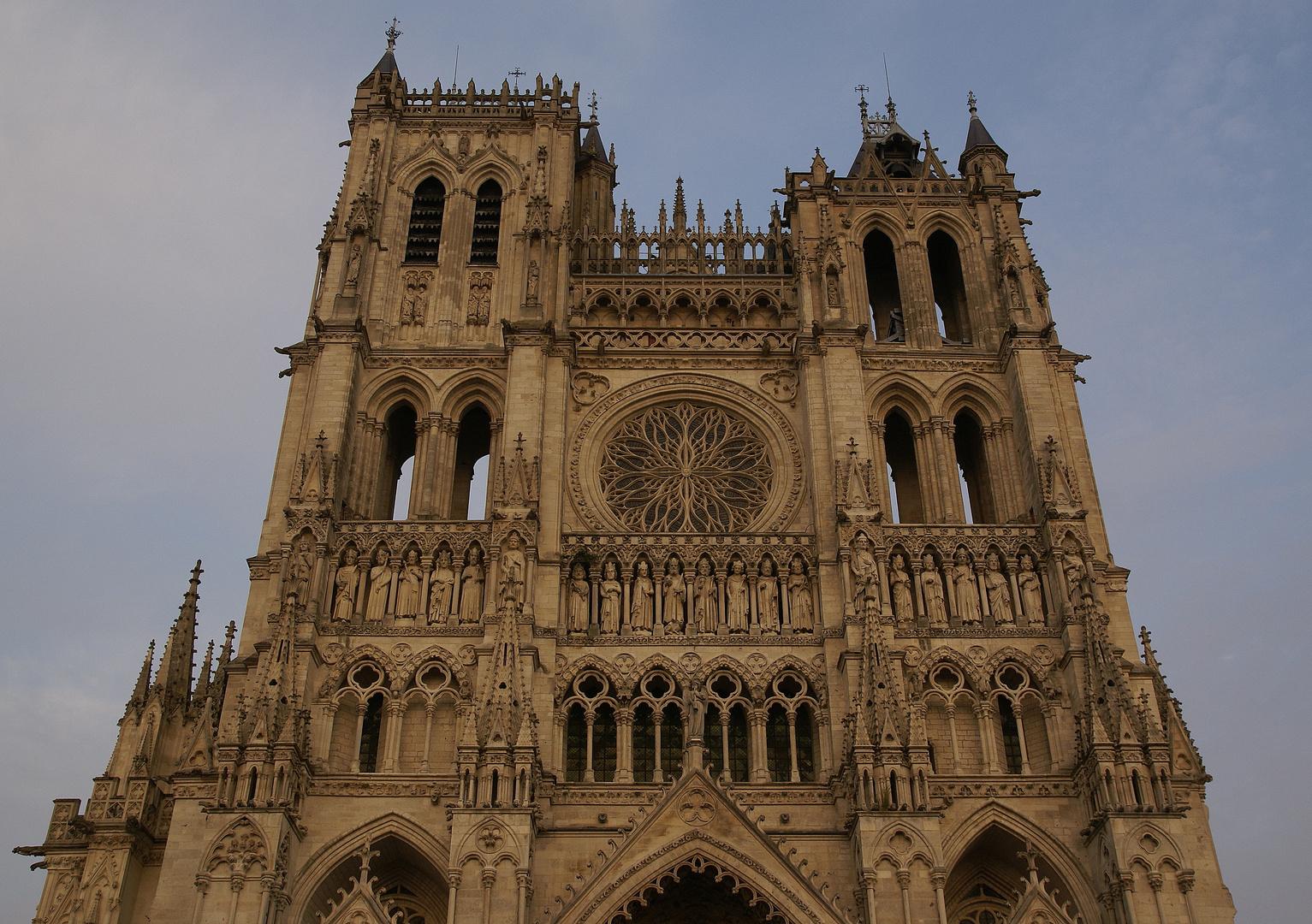 Amiens - Cathédrale Notre -Dame