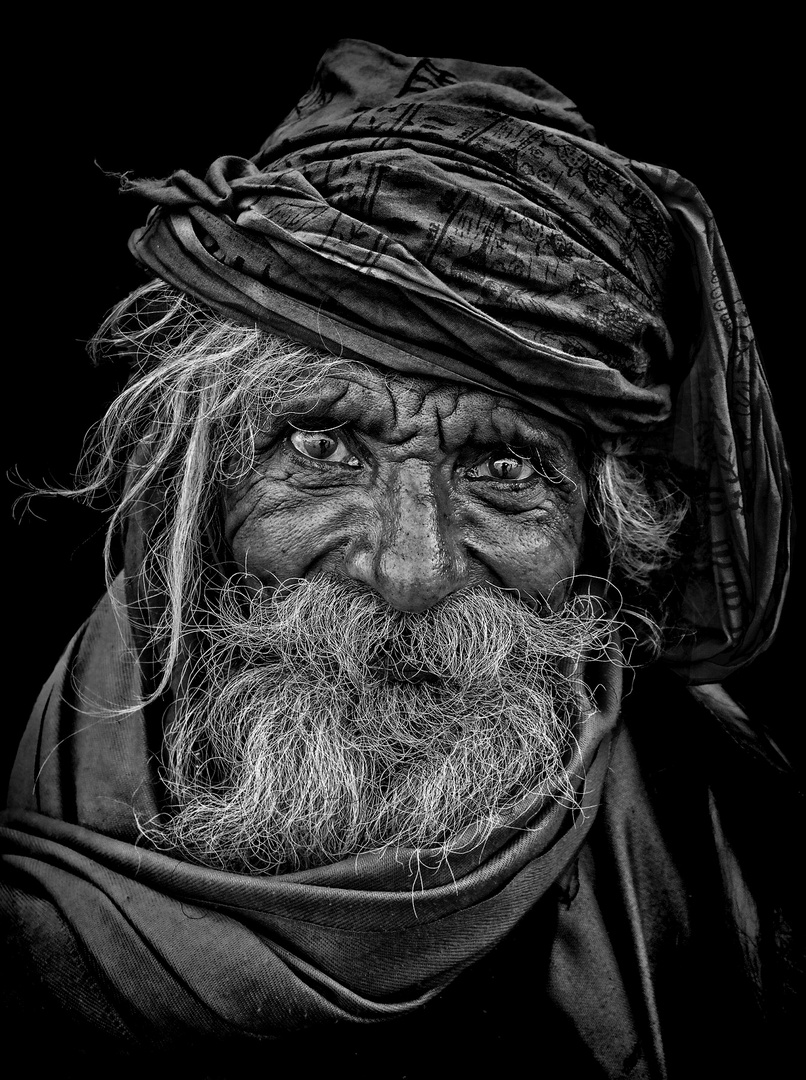 among the homeless......3
