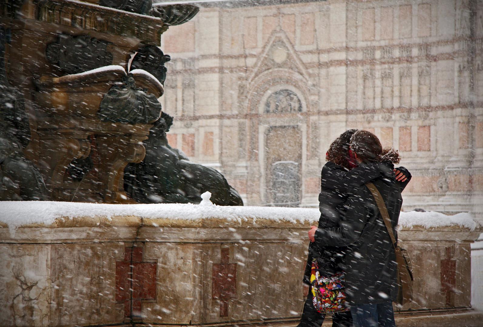Amore sotto la neve