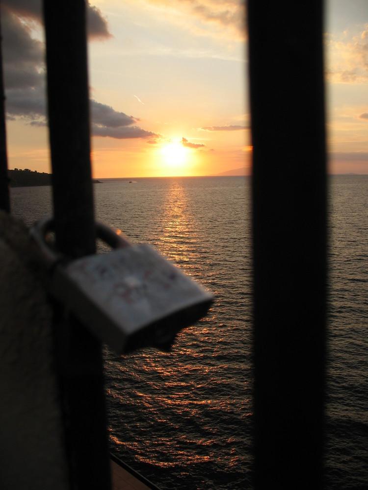 amore...che tramonta