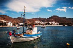 Amorgos (Kykladen, Griechenland)