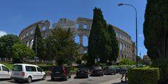 Amphitheater Pula....