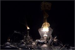 Ampoule nucleaire