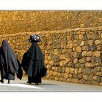 Amran Stadtmauer von innen