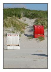 Amrum 2004 - am Strand ...