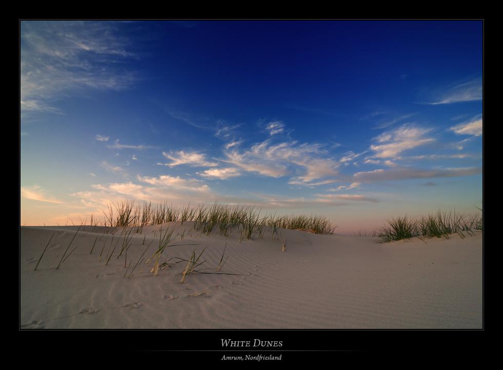 Amrum - White Dunes