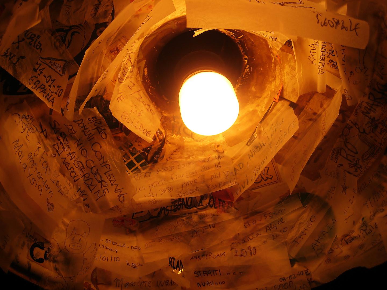 """Amsterdam """"a la luz de una lampara"""""""