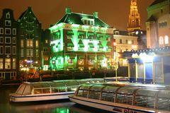 Amsterdam at Night...