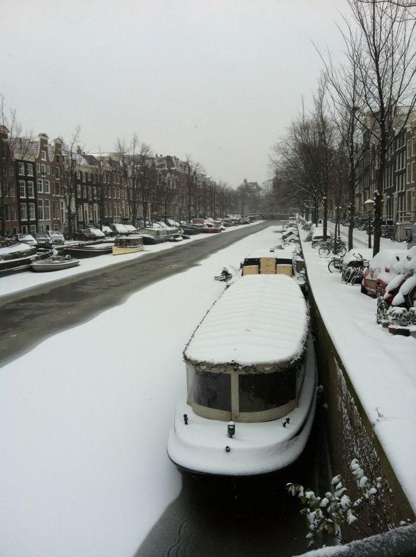 Amsterdam ayer 2