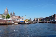 Amsterdam - Binnenkant - Oosterdokseiland