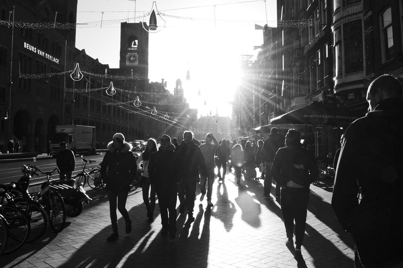 Amsterdam - Damrak - 03