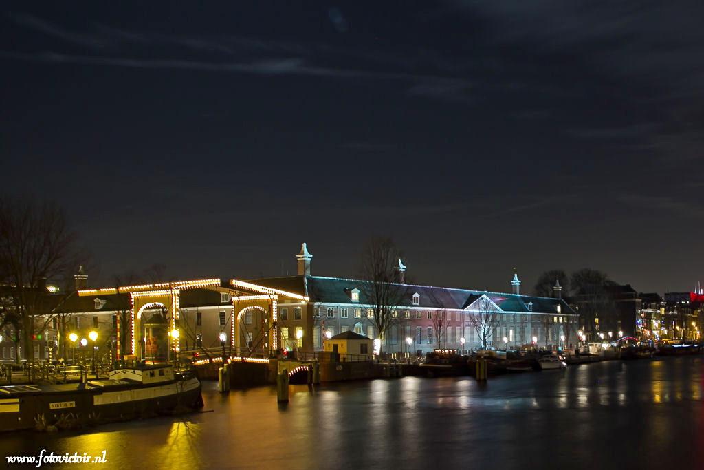 Amsterdam Lightshow