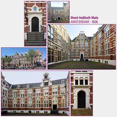 Amsterdam · Oost-Indisch-Huis