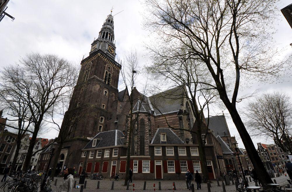 Amsterdam .. Oude Kerk