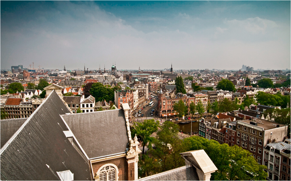 Amsterdam Overview