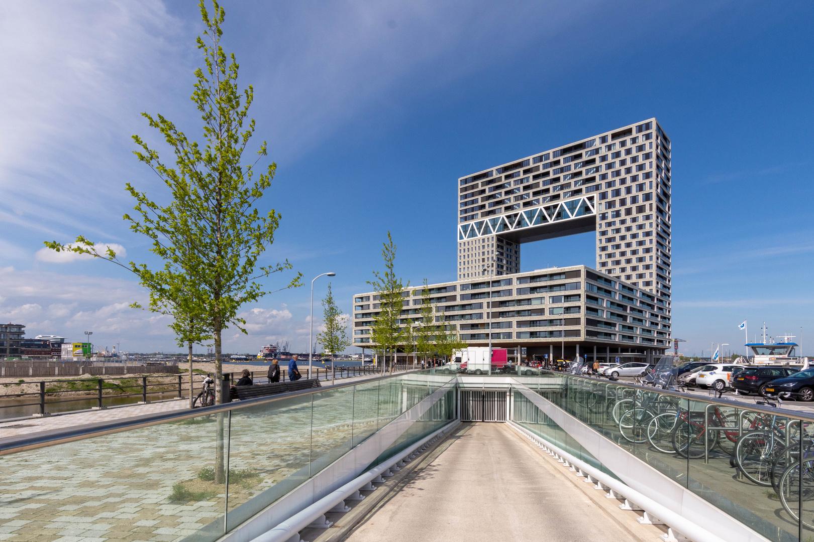 Amsterdam - Pontseiger - Pointsteiger Building - 06